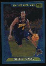 2002 Topps Chrome Gilbert Arenas RC Rookie Warriors