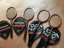 Set 4 Racket Tennis Donnay