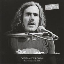 COMMANDER CODY - Blues-Rock Legends Vol.1 - CD-Issue/SEALED