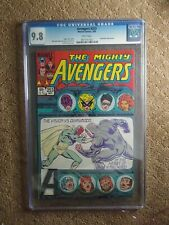 The MIGHTY AVENGERS #253 Vision vs Quasimodo from Mar. 1985 CGC 9.8