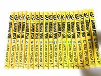 [used] BANANA FISH by Akimi Yoshida VOL.1-19 Manga Comic Complete Set FS