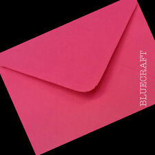 """50  C6  CENTURA PINK OR IVORY PEARL  ENVELOPES  114mm x 162mm   4.4/"""" x 6.3/"""""""
