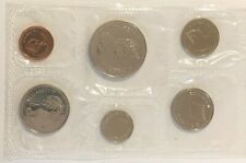 1982 ~ CANADA ~ 6-COIN SET UNCIRCULATED ~  ROYAL CANADIAN MINT