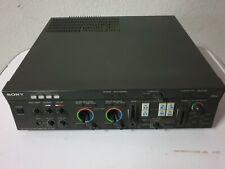 Sony XV-c900 pal video Multicorector dispositivo, para vhs,s-vhs, hizo, etc