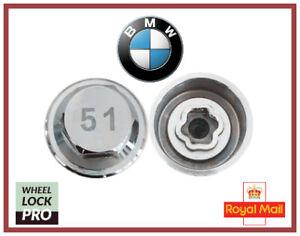 New BMW Locking Wheel Nut Key Number 51 - UK Seller