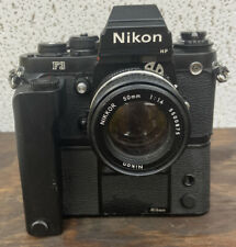 nikon f3hp With 50mm Lens 1689858