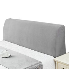 Headboard Cover Stretchy Bed Head Slipcover Protector Covers For Home 4 Colors