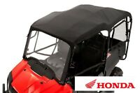 Genuine OEM Honda  2014 -20 Pioneer 700 4 Seater Person Black Bimini Canvas Top