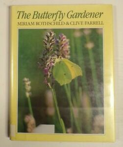 The Butterfly Gardener, Clive Farrell,Miriam Rothschild, Ex-Library