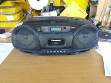 Panasonic Boombox Estéreo Portátil RX-DS22 (33)