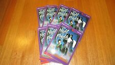 Lot 7 Guided reading classroom More Night Frights 13 scary stories gr 3 4