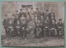 photo 1932 Compagnie d'Arcs d'Arcy Sainte-Restitue - Tir à l'arc - Archerie