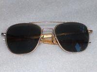 VINTAGE COMMAND AO USA 23K SUNGLASSES, DAMAGED ENDS OF TEMPLES