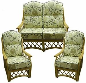 GILDA CANE CUSHIONS ONLY Replacement Chair Sofa Suite Conservatory Furniture