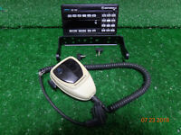 Motorola spectra ASTRO XTL5000 VHF SYS 9000  HCN1078J W9 Head / Mic / Bracket