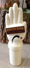 BRAND NEW - Atwater Block Brewery tap handle - ceramic - Detroit MI