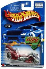 2002 Hot Wheels #133 Fright Bike
