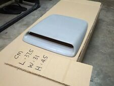 4x4 4WD Car Decorative Air Scoop Flow Intake Hood Vent Bonnet Universal SMALL