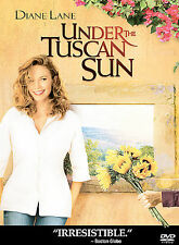 Under the Tuscan Sun Diane Lane DVD Full Frame Edition movie