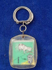 PORTE-CLES ANCIEN / Old key ring - VACHE / Cow - CLOSELEC