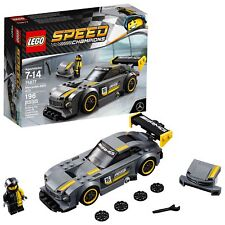 LEGO Mercedes-AMG GT3 race car toy set