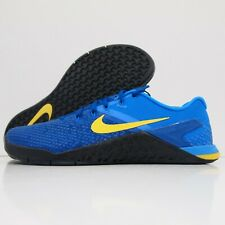 Nike Metcon 4 XD Team Royal Amarillo Training Shoes Men's Size 10