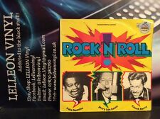 Rock 'n' Roll Fats Domino Jerry Lee Lewis Chuck Berry Compilation LP 6870536