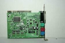 SCHEDA AUDIO CREATIVE LABS MODEL: CT4810 USATA BUONO STATO MP1