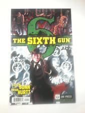 Sixth Gun #1 - Drake Sinclair - 1st Print 2010 NM Oni Press