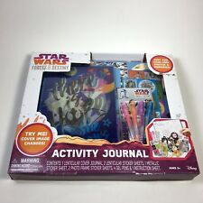STAR WARS Forces of Destiny Activity Journal. Just add you own photos & memories