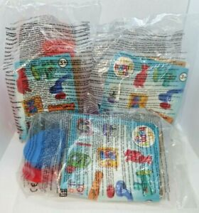 Tom and Jerry Show 2014 Mcdonalds Happy Meal Toy Various Figures Unopened Toy's