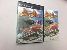 TOP GEAR DAREDEVIL   PS2 2 PAL USATO