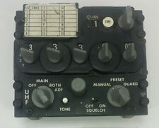 ARC-164 F-16 Flight Sim UHF radio REAL PART for full size simulator F16 Arduino