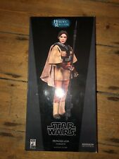 Side Show  Star Collectibles Princess Leia As Boushh 1:6 AF SSC520