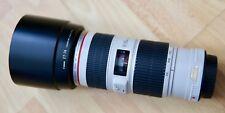 Canon EF 70-200 mm Lente USM F/4 L IS
