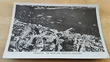 Falmouth,  Prince of Wales Pier,  Airviews RPPC  Barton Airport Manchester,