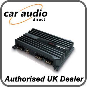 Sony XM-N1004 1000W Class AB 4 Channel Bridgeable Speaker Subwoofer Amplifier