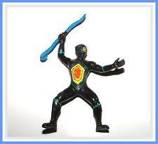 "Power Rangers Dinothunder _ Black Triptoid _ 4"" _ PVC Action Figure / Statue"