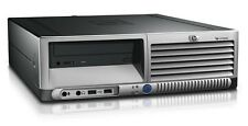 PC Computer HP DC7700 Core 2 Duo 2x2,4 GHz 2GB 160GB DVD SFF