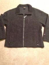 WOOLRICH Woman  85 % Wool 15% Nylon Zippered Coat Jacket USA Large?