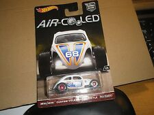 HOT WHEELS 1/64  CAR CULTURE AIR COOLED  CUSTOM  VW BEETLE
