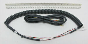 New Telephone Handset and Line Cord Set- OXFORD GRAY!!- Spade/spade (Hard Wired)