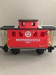 SCIENTIFIC TOYS TRAIN Pennsylvania 3691 Caboose NICE