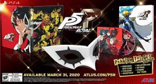Persona 5 Royal: Phantom ladrones Edition (PlayStation 4, 2020) Usado