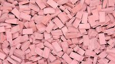 1/35 Scale Bricks - Light Red (approx 500)