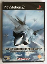 Ace Combat Distant Thunder - Sony PlayStation 2 Ps2