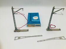 Marklin 7005 HO Scale Catenary Overhead Wire Fittings / Oberleitungs-Garnitur