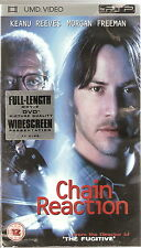 CHAIN REACTION - Keanu Reeves, Morgan Freeman, Rachel Weisz (UMD for PSP 2005)