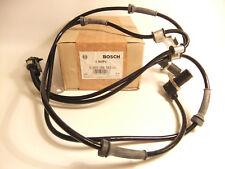 BOSCH 0265006382 ABS TWO WHEEL SPEED SENSORS REAR L/R for NISSAN MICRA II (K11)
