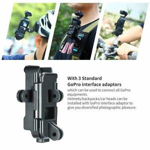 Pro Action Mount for DJI Osmo Pocket (Connect to Any GoPro Mount)